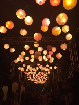 Puls Open Air 2017 - der Weg zu den Bühnen