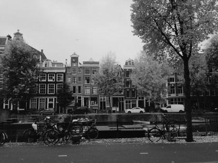 Mein Kurztrip nachAmsterdam