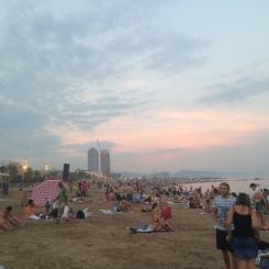 Strand Barceloneta