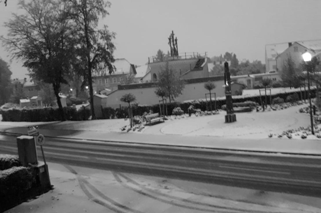 Weihnachten, Schnee undKekse